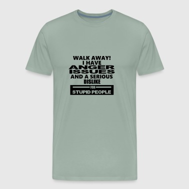 Anger Issues - Men's Premium T-Shirt