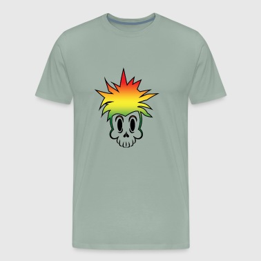 pineapple cartoon 4 - Men's Premium T-Shirt