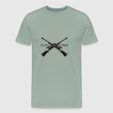 Hunt Or Be Deer Hunter | Hunting - Men's Premium T-Shirt