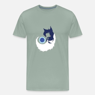Ahri ahri league of legends - Men's Premium T-Shirt