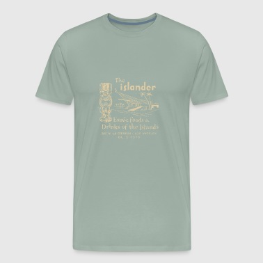 The Islander - Men's Premium T-Shirt