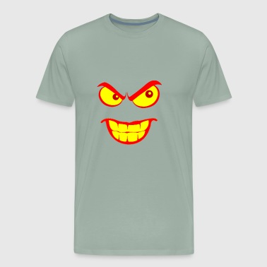 Grimace Smile - Men's Premium T-Shirt