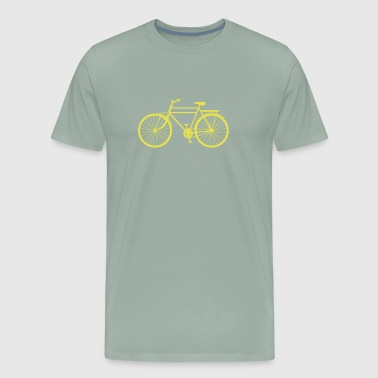 Bonk Black Mamba African Bicycle - Men's Premium T-Shirt