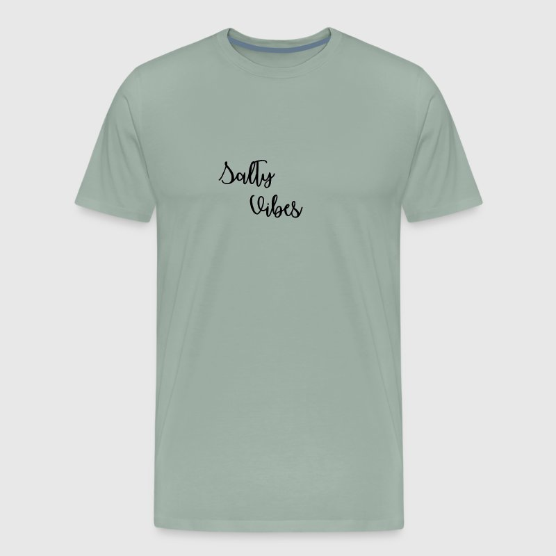 Salty Vibes - Men's Premium T-Shirt