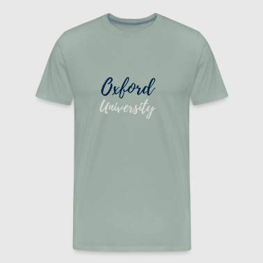 Oxford University - Men's Premium T-Shirt