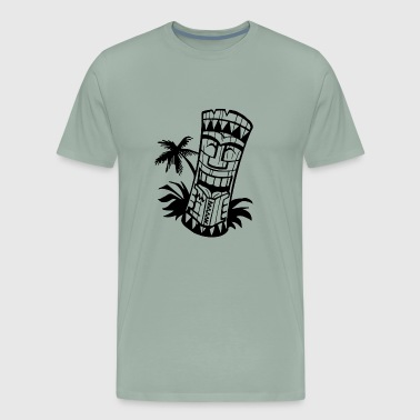 Tiki - Men's Premium T-Shirt