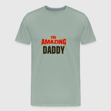 Amazing Daddy - Gift - Shirt - Men's Premium T-Shirt