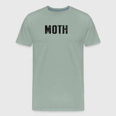 Earth Day Quotes Moth Funny Halloween Costume Sarcastic Meme Couple - Men's Premium T-Shirt