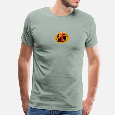 The-incredibles Ozter Monster The Incredibles T-Shirt all size - Men's Premium T-Shirt