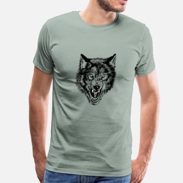 The Wolfpack Wolfpack - Men's Premium T-Shirt