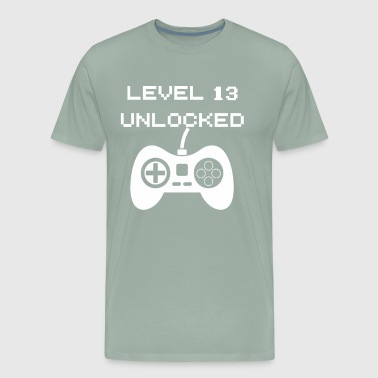 Unlocked Level 13 Unlocked - Men's Premium T-Shirt