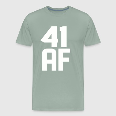 41 AF Years Old - Men's Premium T-Shirt