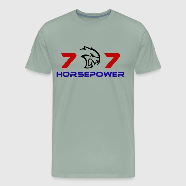 707 HP - Men's Premium T-Shirt