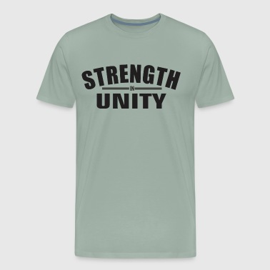strength in unity - Men's Premium T-Shirt