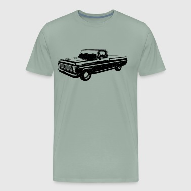 Pickup truck - Men's Premium T-Shirt