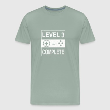 Level 3 Complete - Men's Premium T-Shirt