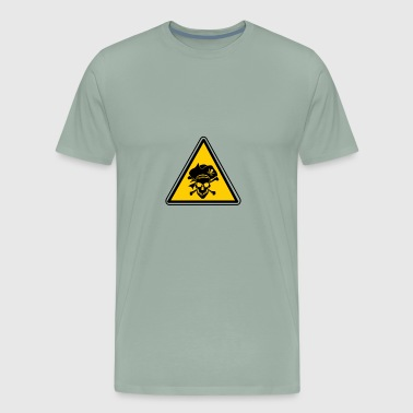 danger - Men's Premium T-Shirt