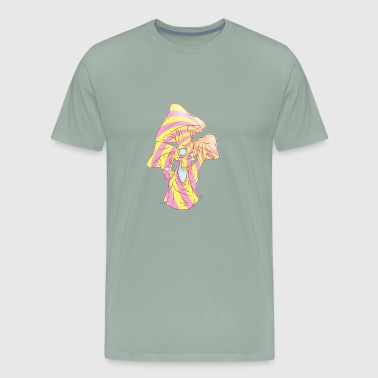Magic mushrooms - Men's Premium T-Shirt