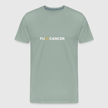 Fuck Cancer - Men's Premium T-Shirt