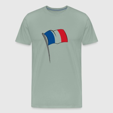 borders - Men's Premium T-Shirt
