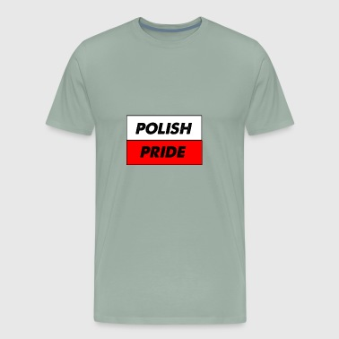 polish pride - Men's Premium T-Shirt