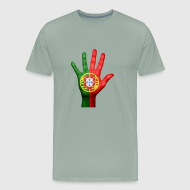 portugal - Men's Premium T-Shirt