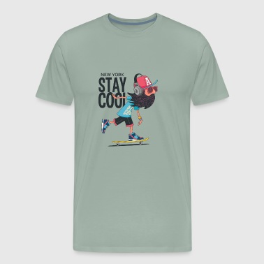 Stay Cool - Men's Premium T-Shirt