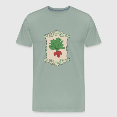 Radishes radish - Men's Premium T-Shirt