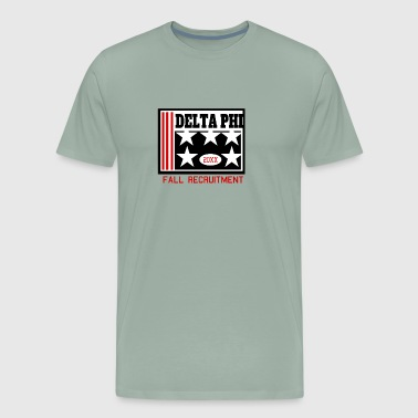 New Design Delta Phi Fall Recruitment Besst Seller - Men's Premium T-Shirt