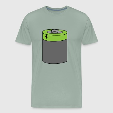 Charged Up - Men's Premium T-Shirt