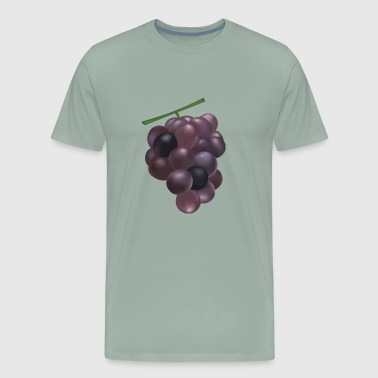 grapes - Men's Premium T-Shirt