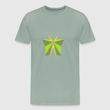 green star - Men's Premium T-Shirt