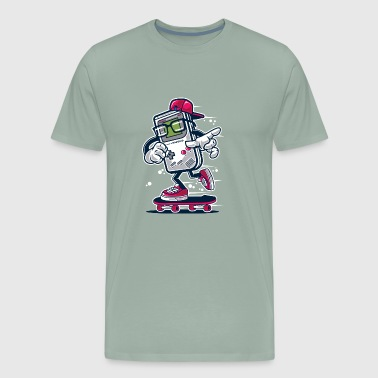 Game Boy Kid - Men's Premium T-Shirt