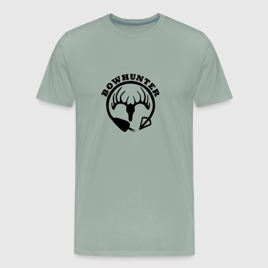 BOWHUNTER - Men's Premium T-Shirt