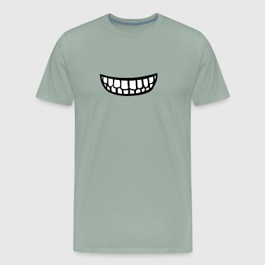 Teeth - Men's Premium T-Shirt