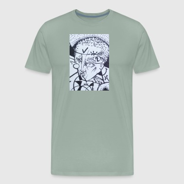 Belgrade Thinker - Men's Premium T-Shirt