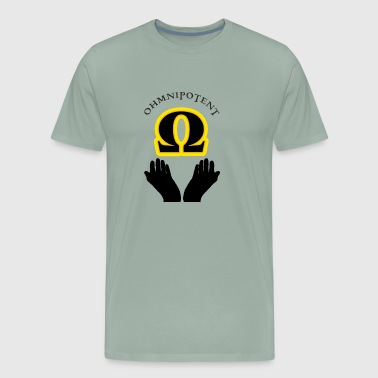 Ohmnipotent - Men's Premium T-Shirt