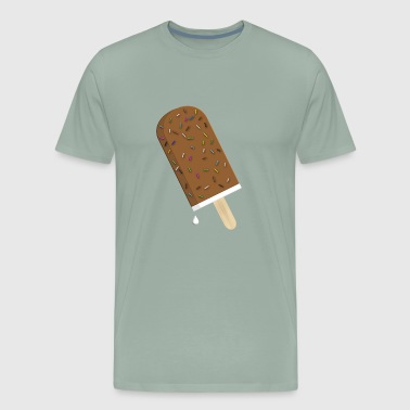 popsicle Ice Cream - Men's Premium T-Shirt