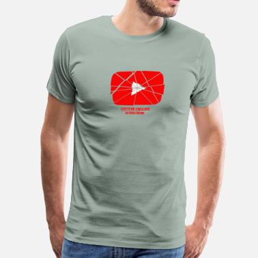 Youtube youtube - Men's Premium T-Shirt