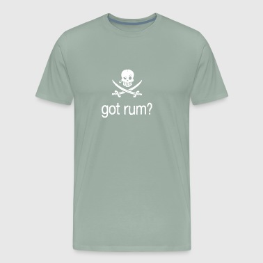 GOT RUM - Men's Premium T-Shirt