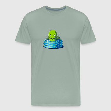 CALL OF THE KIDDIE POOL - Men's Premium T-Shirt