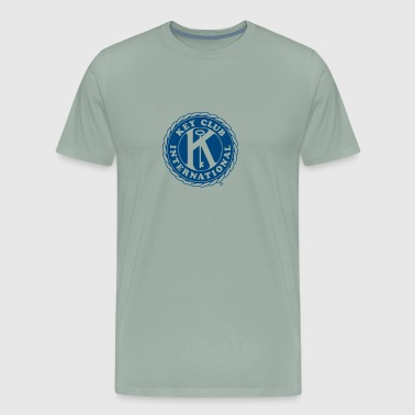 Big E Big Deal Key Club E 690 - Men's Premium T-Shirt