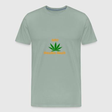 420 Smoke Sesh - Men's Premium T-Shirt
