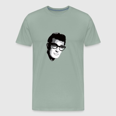 Holly buddy holly - Men's Premium T-Shirt