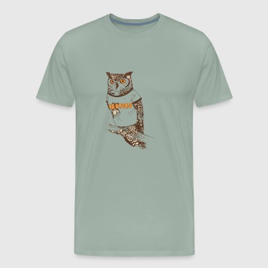 Original Hooter - Men's Premium T-Shirt