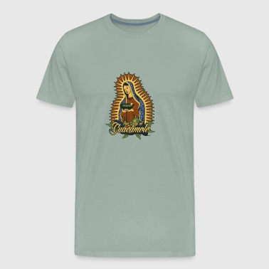 Our Lady of Guacamole - Men's Premium T-Shirt