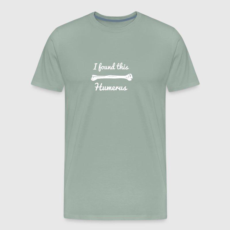 Funny Anatomy Pun funny tshirt by Asep Rusmana | Spreadshirt