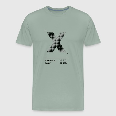 x Strips - Men's Premium T-Shirt