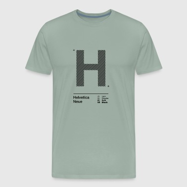 H Strips - Men's Premium T-Shirt