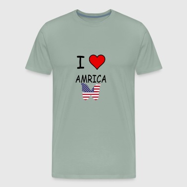 American Independence Day shirt - Men's Premium T-Shirt